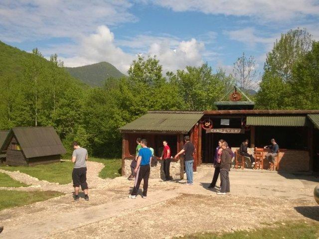 Rafting Camp Ivona - Bastasi, Foča, Tara GARANCIJA NAJNIŽE CIJENE