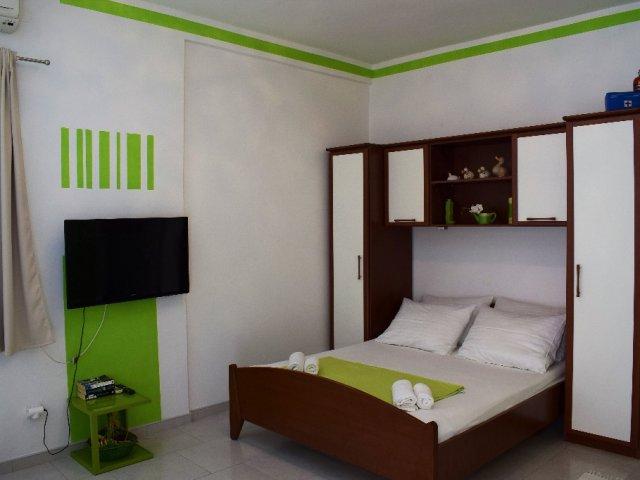 Zeleni i plavi studio Promajna